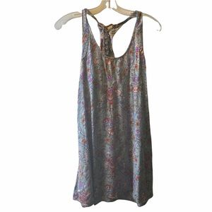 O'Neill dress floral almost paisley XS